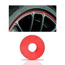 Friso Universal Carro Refletivo Adesivo Roda Filete Cores - SANFIL