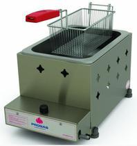 Fritadeira 5 litros a gás pr-10g progás -