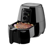 Fritadeira Air Fry Mallory Grand Smart 1200w Preto 127v -
