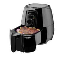 Fritadeira Air Fry Mallory Grand Smart 1200w Preto 220v -
