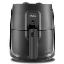 Fritadeira Air Fry Philco Gourmet Black PFR15P 1500W 4 Litros Antiaderente Grafite -