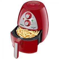 Fritadeira Air Fryer AF-14 1500W  3,2L Red/Inox MONDIAL