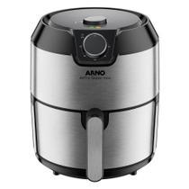 Fritadeira Air Fryer Arno Super IFRY, 1400W, 4,2 Litros, 200 C, Inox - 110V -
