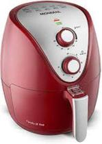 Fritadeira air fryer Family IV Red MONDIAL 3,5 litros 127V -