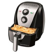 Fritadeira Air Fryer Grand Family 5,5L AF-55I Preta - 127V - Mondial