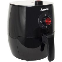 Fritadeira AirFryer Elétrica Sem Óleo Panela 3,5 Litros 1270W Timer Amvox ARF 1201 Air Fryer -