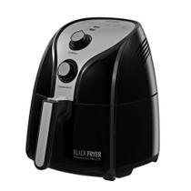 Fritadeira black fryer s/ óleo 2,5l 110v - black & decker - Black Decker