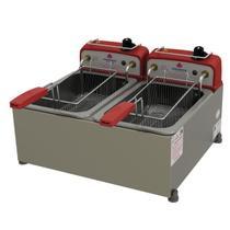 Fritadeira Elétrica 10 Litros  2 Cestos 220V PR-20 E Progás -