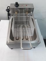 fritadeira eletrica 5 litros 1 cuba - Mult Equipamentos