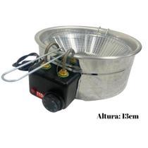 Fritadeira Elétrica 5 Litros 220 watts  Com Cesto Para Fritura Em Geral - Compre Tudo
