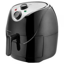Fritadeira Elétrica Air Fryer 127v 1700w 6.5 Litros Preta CE125 MULTILASER -