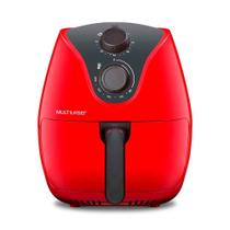 Fritadeira Elétrica Air Fryer 4 Litros Multilaser 127V Vermelha CE083 -