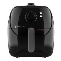 Fritadeira elétrica air fryer 5,5l frt600 220v preto  cadence -