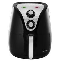 Fritadeira Elétrica Air Fryer Colormaq 1500W 3,4L Preta -