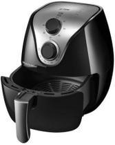 Fritadeira Eletrica Air Fryer Multilaser Inox 1500w 220v 4l -
