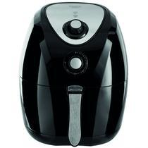 Fritadeira Elétrica Air Fryer Saúde Inox 3,2 Litros Philco 220V Preto -