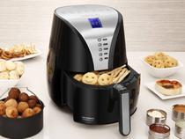 Fritadeira Elétrica Air Fryer/Sem Óleo Mondial - Premium AF-04 2,2L Timer