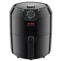 Fritadeira Elétrica Arno AirFry Super 4 2L 1400W Preta 220V -