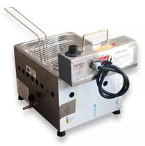 Fritadeira Elétrica E Gas Industrial 5 L Inox Com Inmetro FOGEI5 Italinox - Ital Inox