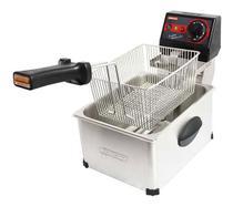 Fritadeira Elétrica Frita Fácil 1 Cuba 5 Litros Cotherm -