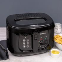 Fritadeira Elétrica Mondial Big Fry 2,5l Preta -