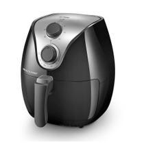 Fritadeira Elétrica Multilaser Air Fryer 4 Litros Preto -