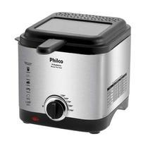 Fritadeira Eletrica Philco Deep Fry Inox 900W 1,8L 110V       053801033 -