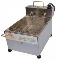 Fritadeira Elétrica Profissional 5 litros Ital Inox -