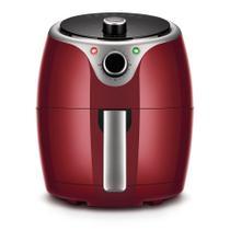 Fritadeira elétrica s/óleo Elgin F. Fryer 3.5L Vermelha 127V -