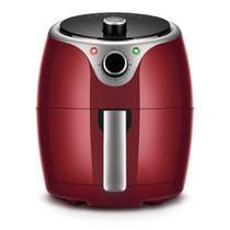 Fritadeira elétrica s/óleo Elgin F. Fryer 3.5L Vermelha 220V -