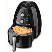 Fritadeira elétrica sem óleo Air Fryer 2,7L 1500W Premium - AF-05 - Mondial -