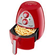 Fritadeira elétrica sem óleo Air Fryer 3,2L 1500 watts - AF-14 - Mondial -