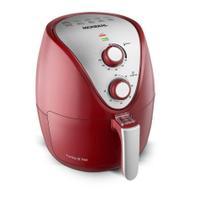 Fritadeira Elétrica Sem Óleo Air Fryer Mondial AF32 RI Family IV Red 3,5L 220v -