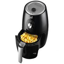 Fritadeira Elétrica sem Óleo/Air Fryer Nell Smart - Preto 2,4L com Timer 110v -