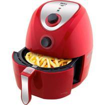 Fritadeira Elétrica sem Óleo Air Fryer Saúde PH3L 127 Volts Vermelha - Philco -