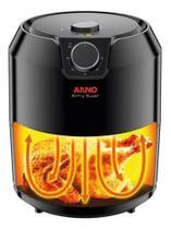 Fritadeira Elétrica Sem Óleo Arno Super Air Fry Preta -