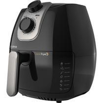 Fritadeira Elétrica Sem Óleo Cadence Cook Fryer 2.6L 1250W Preta -