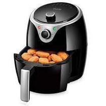 Fritadeira elétrica sem óleo Elgin Gourmet Air Fryer 3,5L preta -