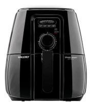 Fritadeira Elétrica Sem Óleo Mallory Grand Smart Air Fryer Preta 110v -