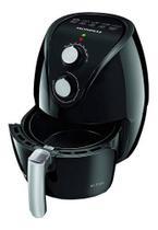 Fritadeira Elétrica Sem Óleo Mondial Pratic Af-15 2.4l Preta 127v -