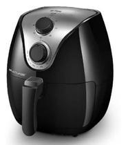 Fritadeira elétrica sem óleo Multilaser Air Fryer 4 L preta 110 -