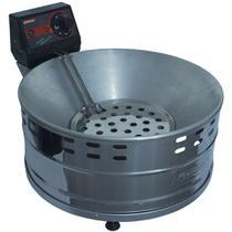 Fritadeira Elétrica Tacho com Óleo Industrial 3 Litros Pastel Salgado Alumínio Cotherm -
