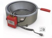 Fritadeira eletrônica tacho fritura 07 litros 220 volts Marca Progás modelo PR-70El -