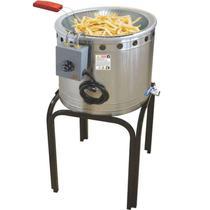Fritadeira Industrial Progás PR-90 E, Óleo e Água, 12 Litros - Progas