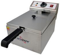 Fritadeira Inox Skymsen Siemsen FE10-N Elétrica 5,5 Litros -