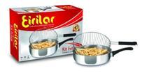Fritadeira Kit Fritas Eirila 2,5 Litro Com Grelha Removível - Eirilar