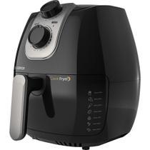 Fritadeira multifuncional sem oleo cook fryer preta  127v cadence -