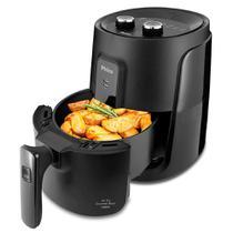 Fritadeira Philco Air Fry Gourmet Black PFR15P 4L 1500W 110v -