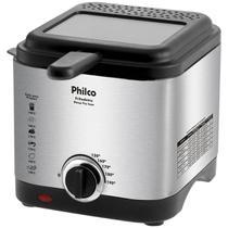 Fritadeira Philco Deep Fry Inox 1,8L -