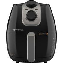 Fritadeira Sem Óleo 2,6 Litros Cadence Cook Fryer Preto 110V -